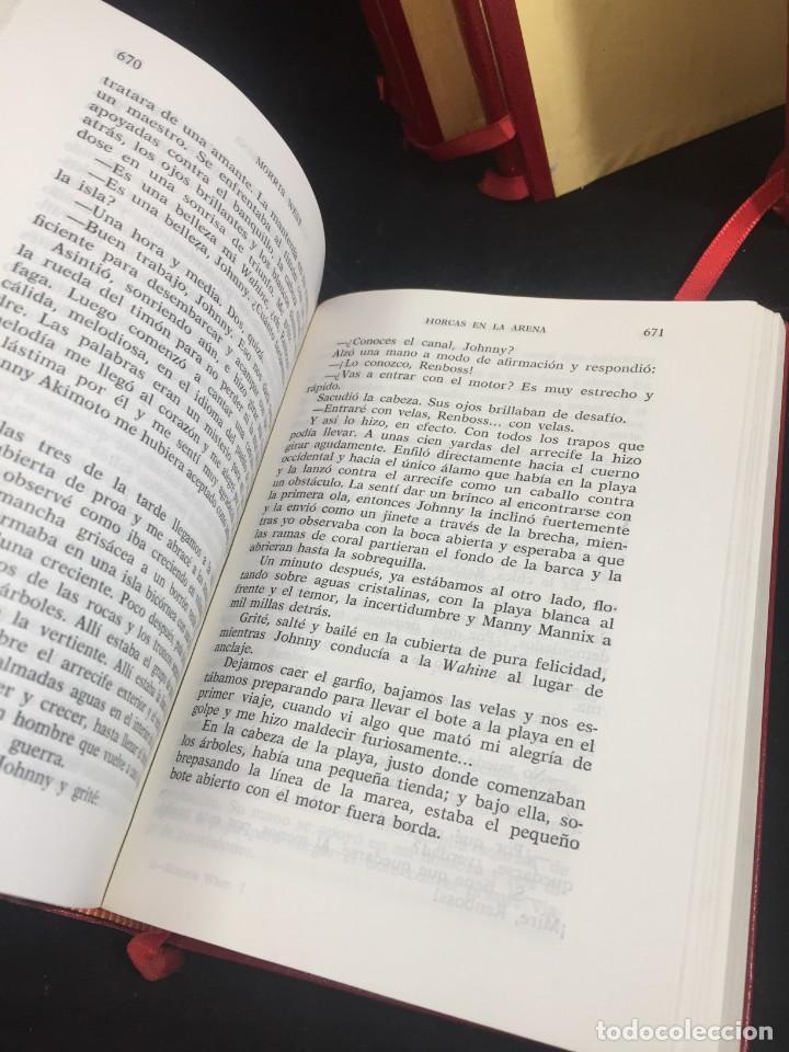 Libros de segunda mano: Morris West OBRAS SELECTAS. PLANETA TOMOS I, II y III CON ESTUCHE 1ª PRIMERA EDICIÓN 1968/71 - Foto 7 - 247061300