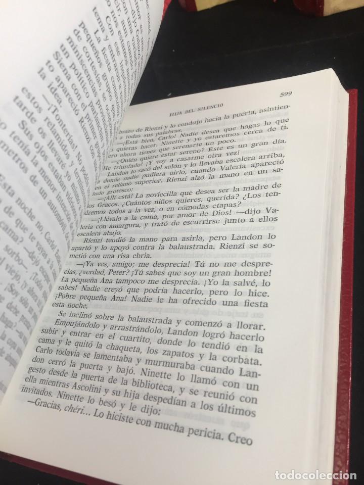 Libros de segunda mano: Morris West OBRAS SELECTAS. PLANETA TOMOS I, II y III CON ESTUCHE 1ª PRIMERA EDICIÓN 1968/71 - Foto 11 - 247061300