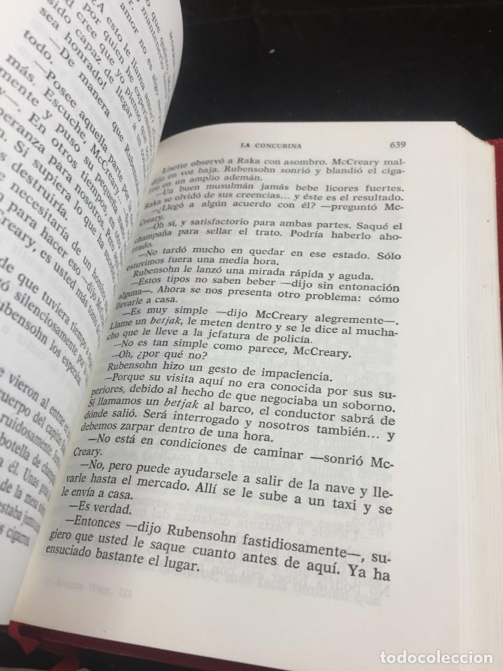 Libros de segunda mano: Morris West OBRAS SELECTAS. PLANETA TOMOS I, II y III CON ESTUCHE 1ª PRIMERA EDICIÓN 1968/71 - Foto 17 - 247061300