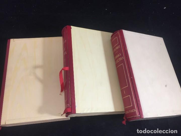 Libros de segunda mano: Morris West OBRAS SELECTAS. PLANETA TOMOS I, II y III CON ESTUCHE 1ª PRIMERA EDICIÓN 1968/71 - Foto 19 - 247061300