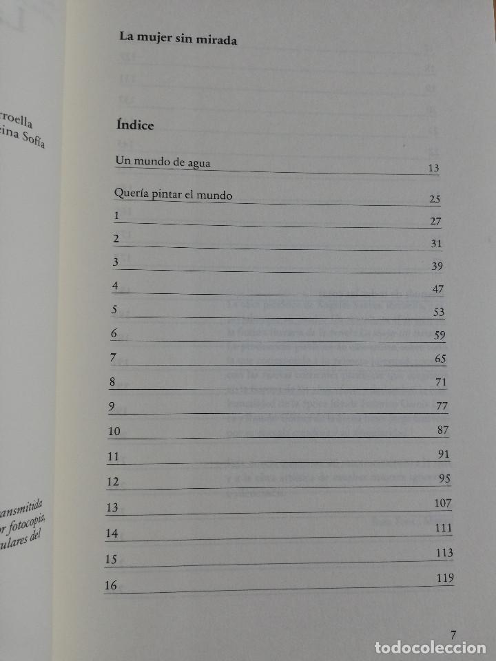 Libros de segunda mano: LA MUJER SIN MIRADA (ROSA FONT I MASSOT) - Foto 3 - 247246890