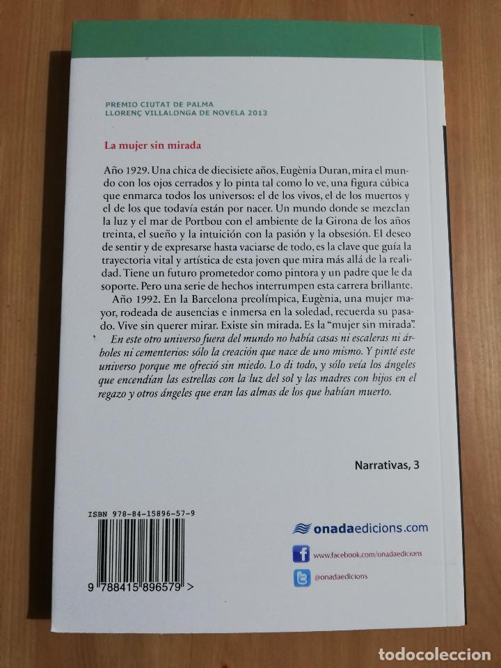 Libros de segunda mano: LA MUJER SIN MIRADA (ROSA FONT I MASSOT) - Foto 5 - 247246890