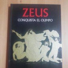 Libros de segunda mano: ZEUS CONQUISTA EL OLIMPO. Lote 247446535