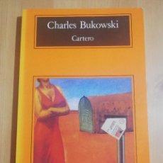 Libros de segunda mano: CARTERO (CHARLES BUKOWSKI). Lote 247448170