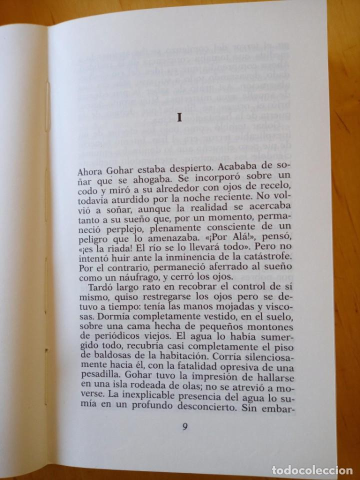 Libros de segunda mano: ALBERT COSSERY MENDIGOS Y ORGULLOSOS - Foto 6 - 247773725