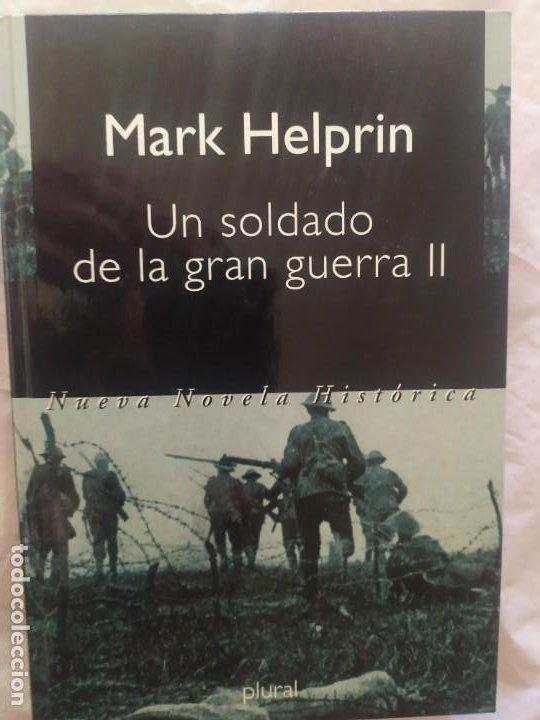 Libros de segunda mano: El soldado de la gran Guerra II - Foto 3 - 247973115