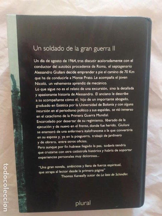 Libros de segunda mano: El soldado de la gran Guerra II - Foto 4 - 247973115
