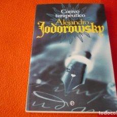 Libros de segunda mano: CORREO TERAPEUTICO ( ALEJANDRO JODOROWSKY ) ¡MUY BUEN ESTADO! LA ESFERA DE LOS LIBROS. Lote 248149620