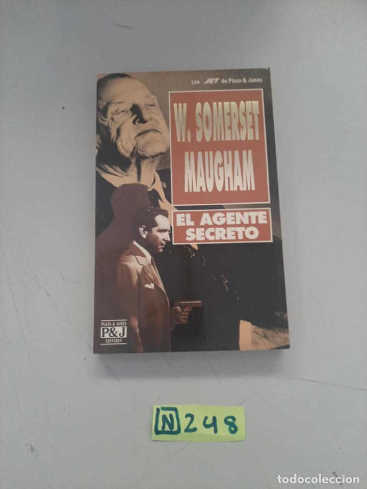 EL AGENTE SECRETO (Libros de Segunda Mano (posteriores a 1936) - Literatura - Narrativa - Otros)