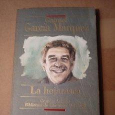 Libros de segunda mano: LA HOJARASCA DE GABRIEL GARCIA MARQUEZ.GRANDES AUTORES.. Lote 250210755