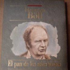 Libros de segunda mano: EL PAN DE LOS AÑOS MOZOS DE HEINRICH BOLL.. Lote 251010400