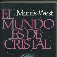 Libros de segunda mano: EL MUNDO DE CRISTAL. Lote 251089865