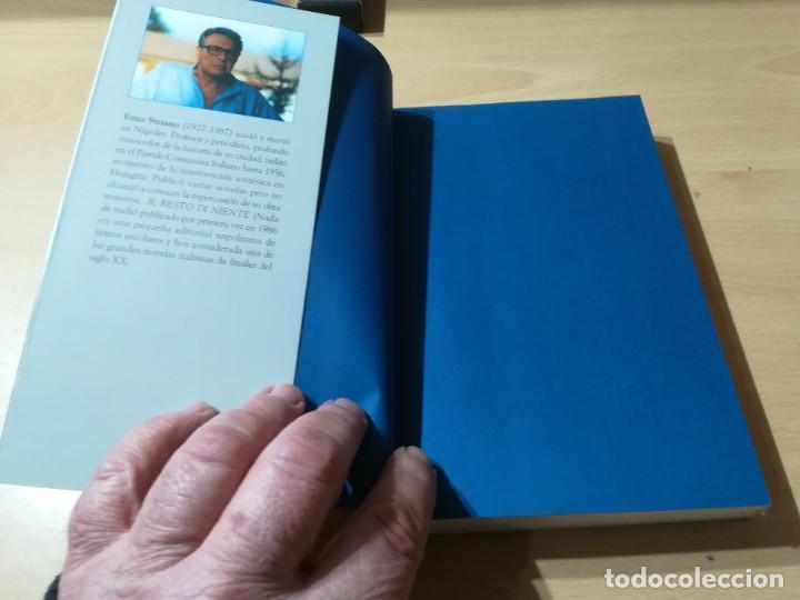 Libros de segunda mano: NADA DE NADA / ENZO STRIANO / PARTENOPE / CONS007 - Foto 3 - 251402210