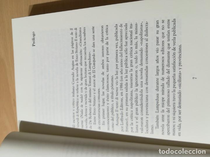 Libros de segunda mano: NADA DE NADA / ENZO STRIANO / PARTENOPE / CONS007 - Foto 7 - 251402210