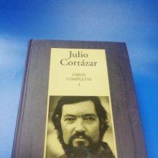 Libri di seconda mano: OBRAS COMPLETAS I. JULIO CORTAZAR. INSTITUTO CERVANTES. 2005. PAGS. 1371.. Lote 253224335