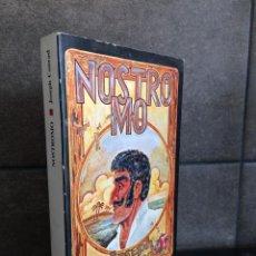 Libros de segunda mano: NOSTROMO. RELATO DE UN LITORAL. JOSEPH CONRAD. LAERTES 1986.. Lote 253492210