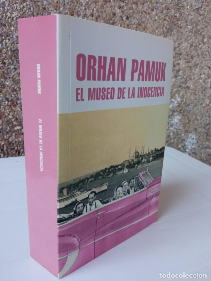 EL MUSEO DE LA INOCENCIA. AUTOR: ORHAN PAMUK (Libros de Segunda Mano (posteriores a 1936) - Literatura - Narrativa - Otros)