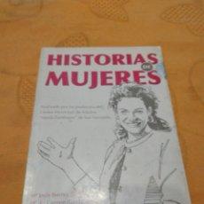 Libros de segunda mano: M-33 LIBRO HISTORIAS DE MUJERES SAN FERNANDO 2002. Lote 253564945
