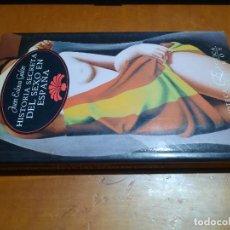 Libros de segunda mano: HISTORIA SECRETA DEL SEXO EN ESPAÑA. JUAN ESLAVA GALÁN. RÚSTICA. BUEN ESTADO. Lote 253922355