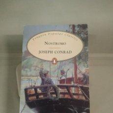 Libros de segunda mano: NOSTROMO - JOSEPH CONRAD. EN INGLÉS.. Lote 253984665