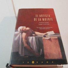 Libros de segunda mano: EL ARTISTA DE LA MUERTE. Lote 254286880