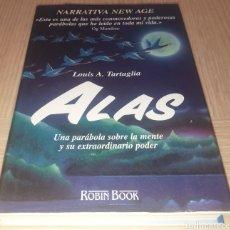 Libros de segunda mano: ALAS - LOUIS A. TARTAGLIA. Lote 254289085