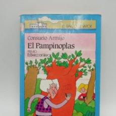 Libros de segunda mano: EL PAMPINOPLAS. CONSUELO ARMIJO. 31ª EDICIÓN. 2001. RUSTICA. 93 PAGINAS. Lote 277640078