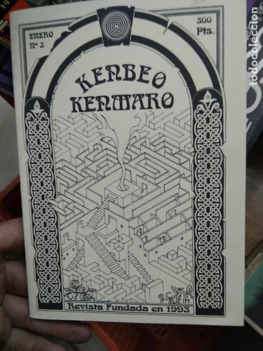 KENBEO KENMARO ENERO Nº 3. L.24969 (Libros de Segunda Mano (posteriores a 1936) - Literatura - Narrativa - Otros)