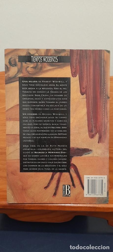 Libros de segunda mano: RUTH PRAWER JHABVALA - TRES CONTINENTES - Foto 4 - 254449095