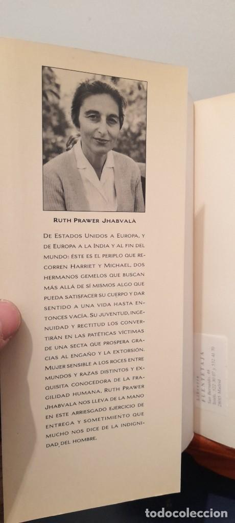 Libros de segunda mano: RUTH PRAWER JHABVALA - TRES CONTINENTES - Foto 5 - 254449095