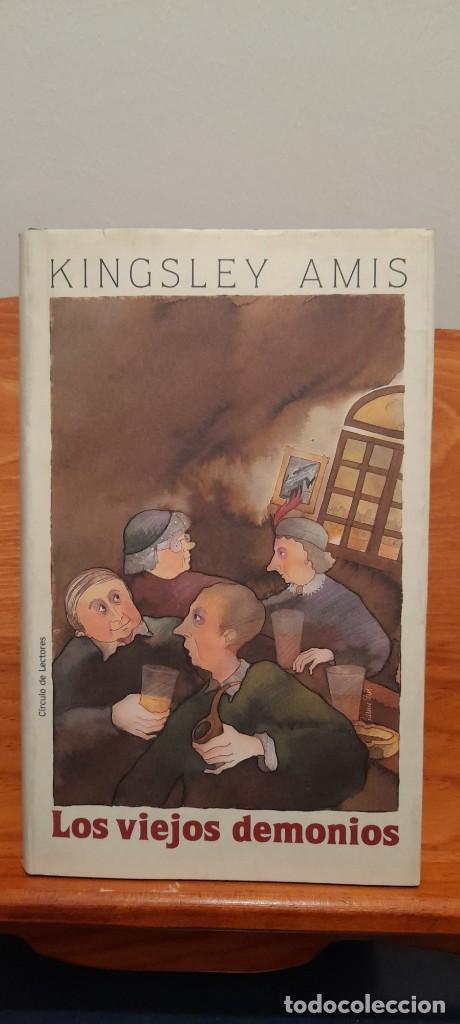 LOS VIEJOS DEMONIOS (Libros de Segunda Mano (posteriores a 1936) - Literatura - Narrativa - Otros)