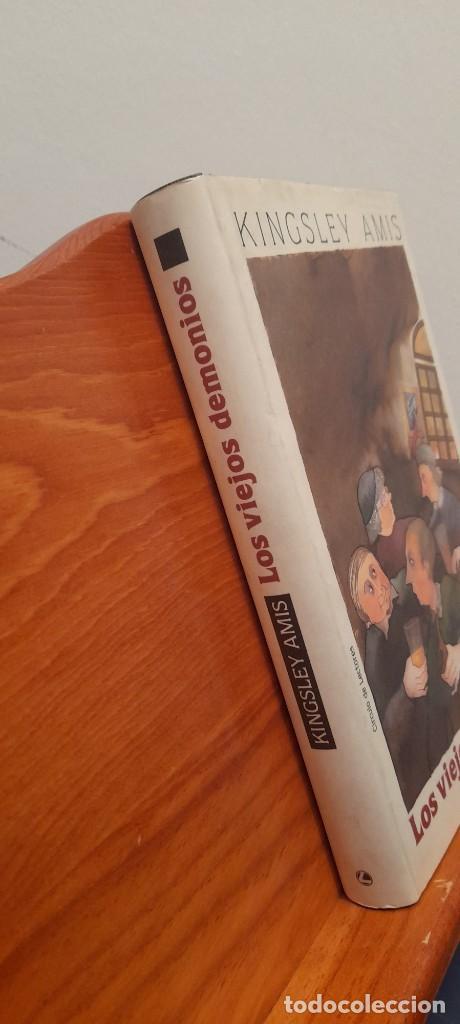 Libros de segunda mano: Los viejos demonios - Foto 2 - 254451770