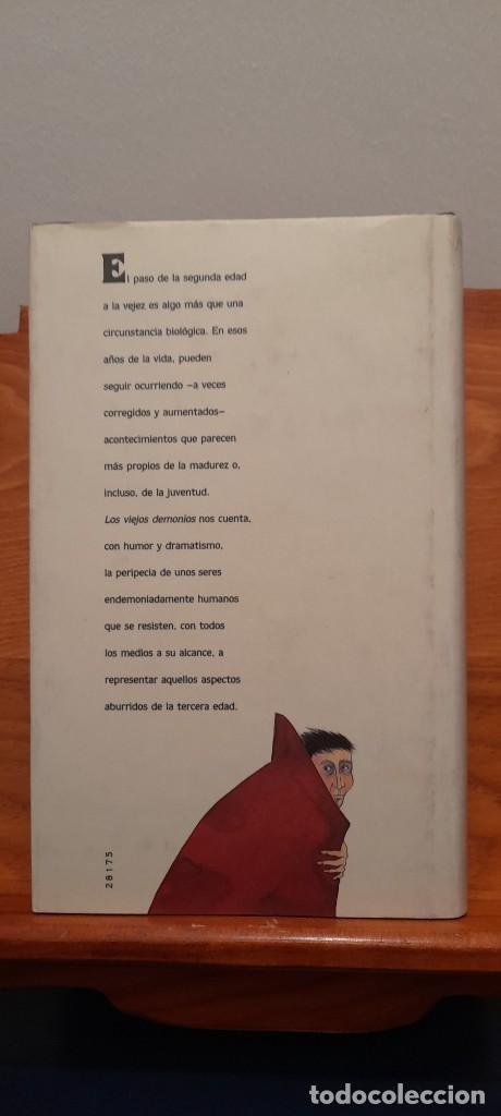 Libros de segunda mano: Los viejos demonios - Foto 4 - 254451770