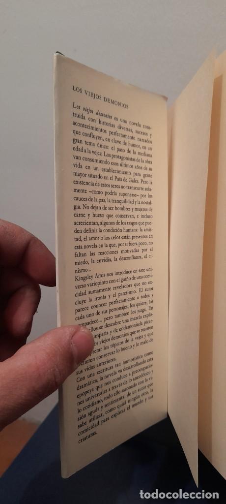 Libros de segunda mano: Los viejos demonios - Foto 5 - 254451770