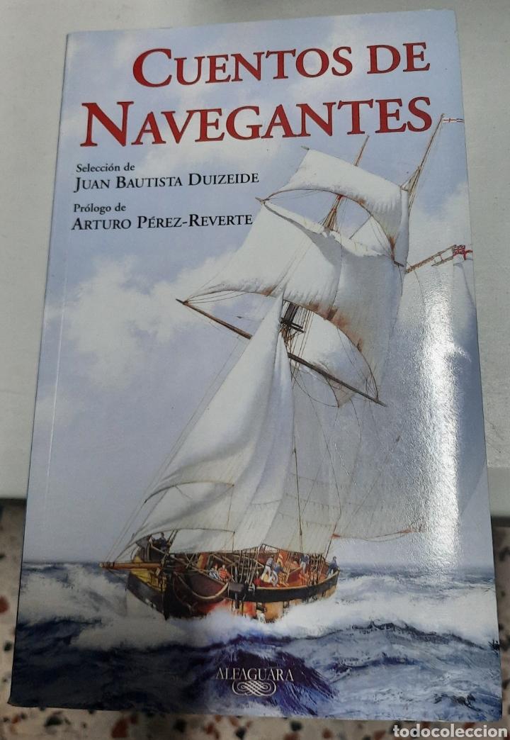 CUENTOS DE NAVEGANTES - JUAN BAUTISTA DUIZEIDE (Libros de Segunda Mano (posteriores a 1936) - Literatura - Narrativa - Otros)