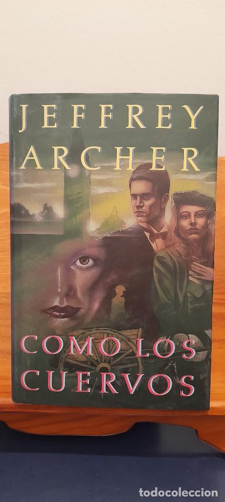 COMO LOS CUERVOS (Libros de Segunda Mano (posteriores a 1936) - Literatura - Narrativa - Otros)