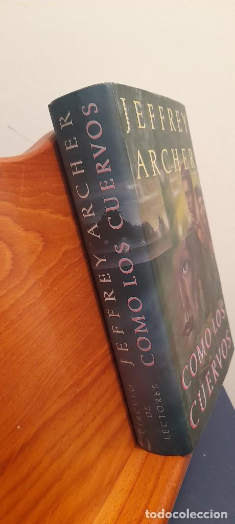 Libros de segunda mano: COMO LOS CUERVOS - Foto 2 - 254454170