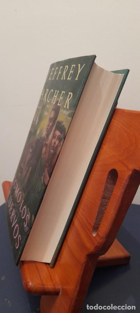 Libros de segunda mano: COMO LOS CUERVOS - Foto 3 - 254454170