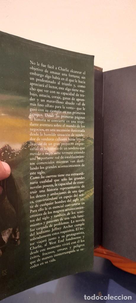Libros de segunda mano: COMO LOS CUERVOS - Foto 5 - 254454170