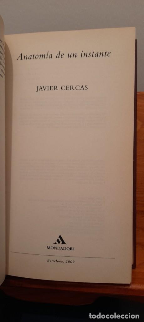 Libros de segunda mano: Anatomia de un instante - Foto 8 - 254458170