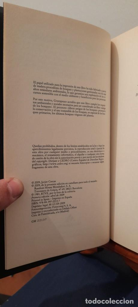 Libros de segunda mano: Anatomia de un instante - Foto 9 - 254458170