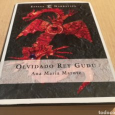 Libros de segunda mano: OLVIDADO REY GUDU - ANA MARÍA MATUTE. Lote 254539040