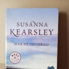 Libros de segunda mano: MAR DE INVIERNO - SUSANNA KEARSLEY. Lote 256015185
