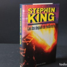 Libros de segunda mano: LAS DOS DESPUES DE MEDIANOCHE / STEPHEN KING. Lote 256109530