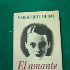 Libros de segunda mano: MARGUERITE DURAS. EL AMANTE. CIRCULO DE LECTORES 1995.. Lote 256147405