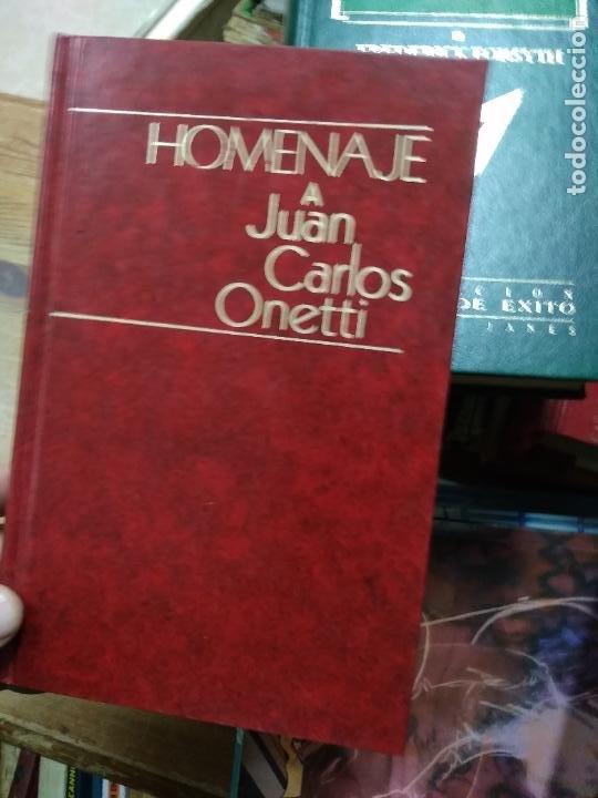 HOMENAJE A JUAN CARLOS ONETTI. L.16184-1188 (Libros de Segunda Mano (posteriores a 1936) - Literatura - Narrativa - Otros)
