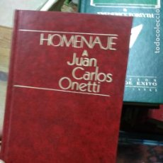 Libros de segunda mano: HOMENAJE A JUAN CARLOS ONETTI. L.16184-1188. Lote 257284110