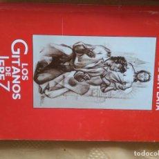 Libros de segunda mano: G-70 LIBRO LOS GITANOS DE JEREZ JUAN DE LA PLATA AYUNTAMIENTO DE JEREZ. Lote 257292245