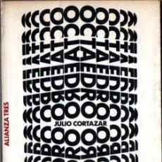 Libros de segunda mano: JULIO CORTÁZAR : OCTAEDRO (ALIANZA, 1974). Lote 257456110