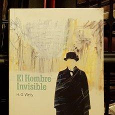 Libros de segunda mano: EL HOMBRE INVISIBLE - H.G. WELLS. Lote 257506590